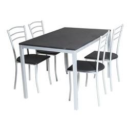 Table   4 chaises - . - L'Arche des Affaires