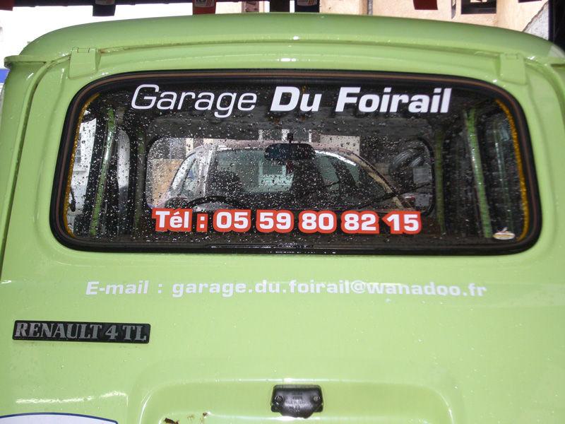 Carrosserie toutes marques -  - Garage du foirail KHEBBA EIRL - Entretien Réparation Vente Automobile - Voir en grand