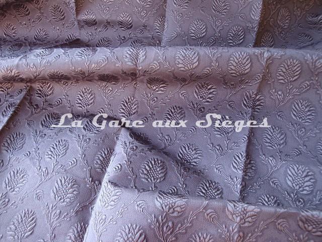 Tissu Tassinari & Châtel - Damas Pommes de pin - Réf: 1530 - Coloris: 29 - Voir en grand