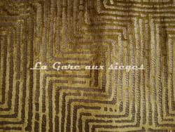 Tissu Nobilis - Plazza - réf: 10510 - Coloris: 36 Cumin - Voir en grand