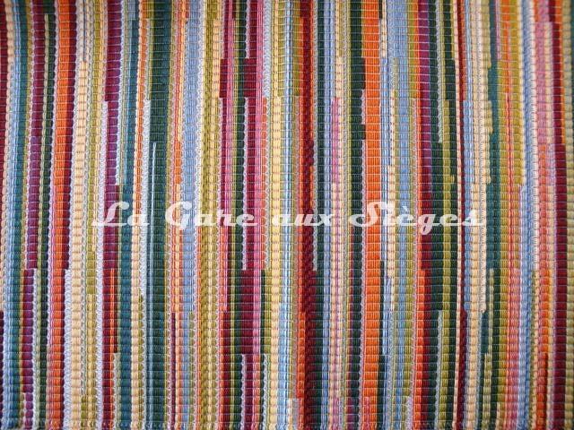 Tissu Casal - Hernani - réf: 12172 - Coloris: 001 Multicolore - Voir en grand