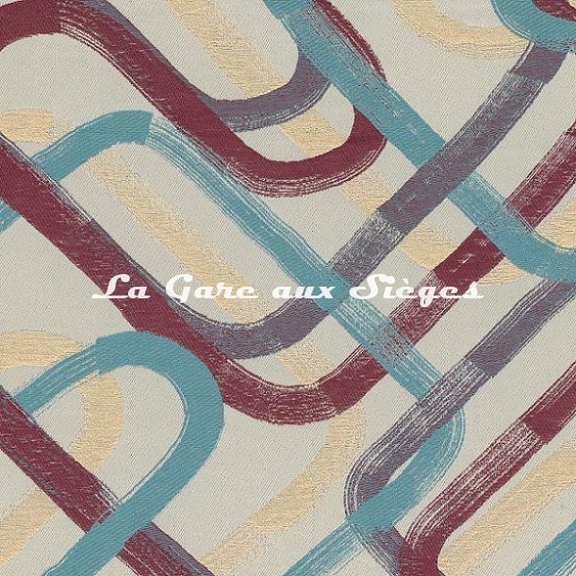 Tissu Rubelli - Lillipop - réf: 30407.002 ( détail ) - Voir en grand