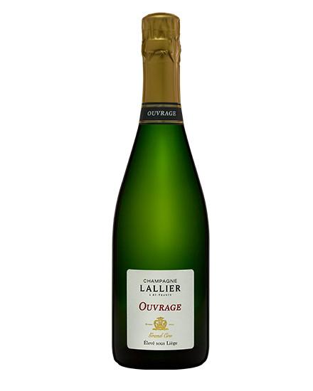 Champagne Lallier Cuvée Ouvrage Grand Cru Extra Brut - CHAMPAGNE - Charpentier Vins - Voir en grand