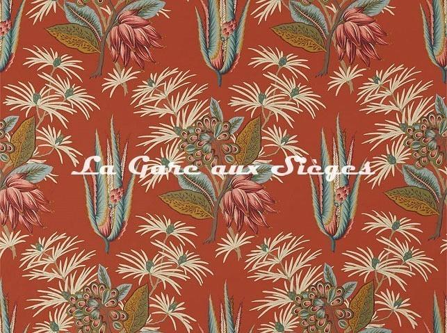 Tissu Zoffany - Desert Flower - réf: 322693 Koi - Voir en grand
