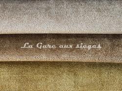 Tissu Houles - Hector - réf: 72795 - Coloris: 9830 - 9820 - 9100 - Voir en grand