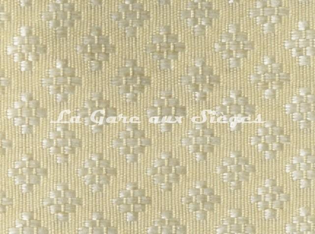 Tissu Le Crin - Nircel 229 - réf: C0229 - Coloris: 51 Crème - Voir en grand