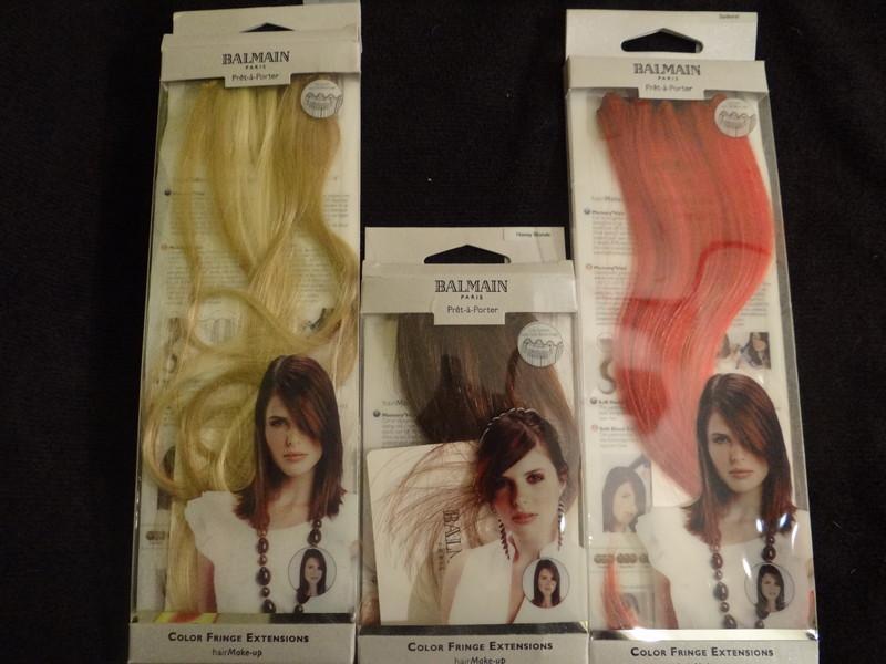 mèches cheveux, postiche - mèches de cheveux avec barrette pour adapter votre - EMMANUELLE COIFFURE - Voir en grand