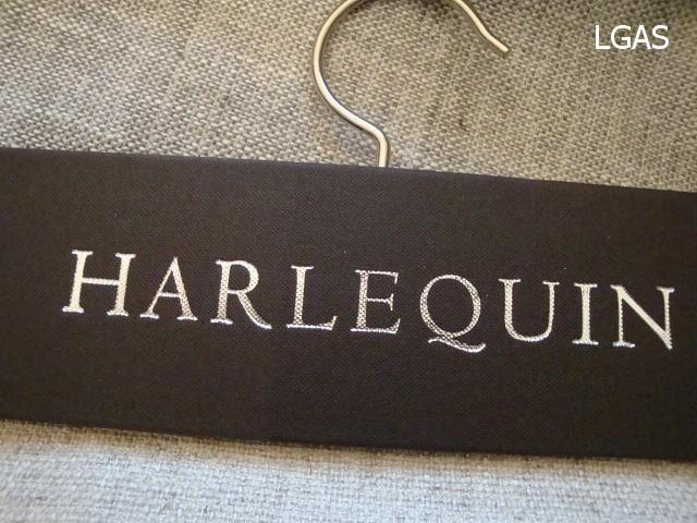 Tissus Harlequin - La Gare aux Sièges - Voir en grand