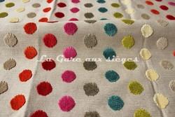 Tissu deschemaker - Vitoria - réf: 103699 - Multicolore - Voir en grand