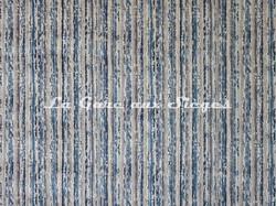 Tissu Casal - Velours Sao Paulo - réf: 12716-12 Bleu chardon - Voir en grand