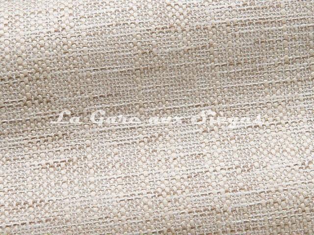 Tissu Pierre Frey - Wallis - réf: F3033-001 Coquillage - Voir en grand