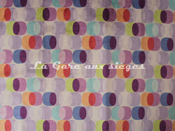 Tissu Deschemaker - Velours Cologne - 3105 Parme - Voir en grand