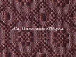 Tissu Le Crin - Christiane 230 - réf: C0230 - Coloris: 101 Bordeaux - Voir en grand
