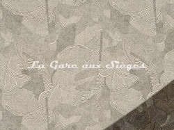 Tissu Pierre Frey - Maralinga - réf: F3012-003 Ombre naturelle - Voir en grand