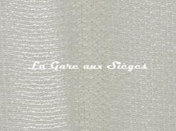 Tissu Pierre Frey - Comète - réf: F3059.002 Crème - Voir en grand