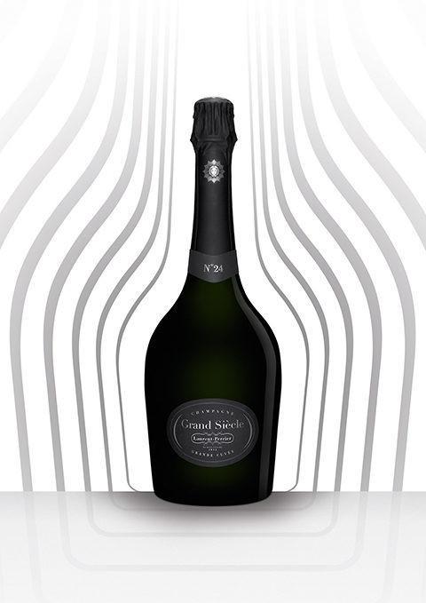 Champagne Laurent Perrier Cuvée Grand Siècle - CHAMPAGNE - Charpentier Vins - Voir en grand
