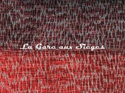 Tissu Pierre Frey - Colette - réf: F3115 - Coloris: 022 Griotte - 023 Garance - Voir en grand