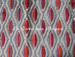 Tissu Deschemaker - Cali - réf: 103968 Cerise - Voir en grand