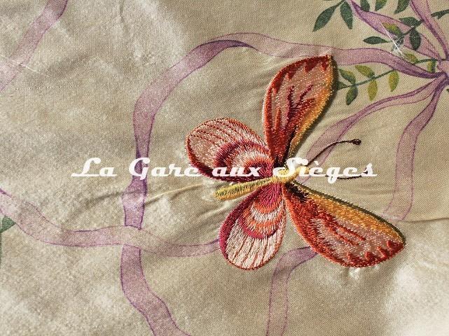 Tissu Pierre Frey - Miss Li - réf: F2635.001 ( détail ) - Voir en grand