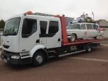 Transport Cadillac - Voir en grand