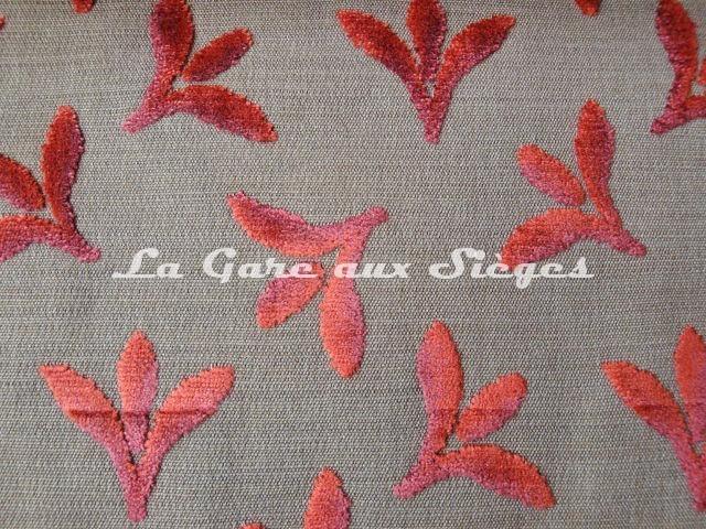 Tissu Casal - Carnavalet - réf: 12657 - Coloris: 25 Cuivré - Voir en grand