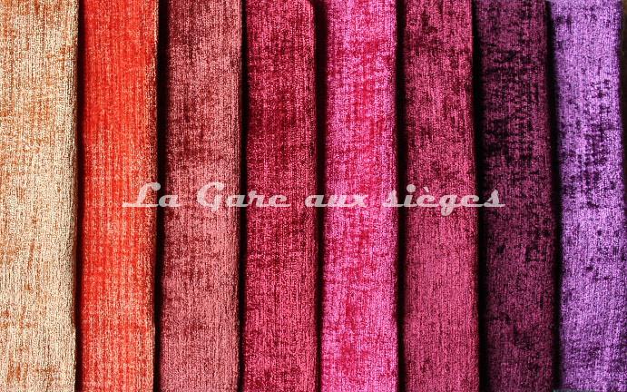 Tissu Carlucci - Mannequin - réf: CA1044 - Coloris: 062-063-010-011-012-013-080-081 - Voir en grand