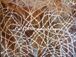 Tissu Casal - Web - réf: 12688 - Coloris: 72 Coquillage - Voir en grand