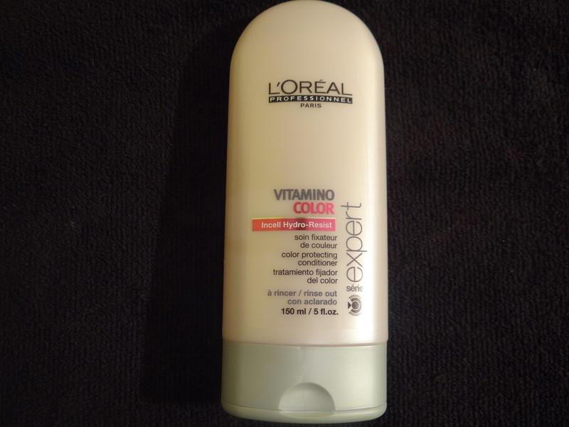 soin vitamino color - soin pour cheveux colorés abimés - EMMANUELLE COIFFURE - Voir en grand