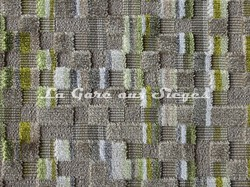 Tissu Deschemaker - Bogota - réf: 103980 Sable - Voir en grand