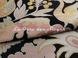 Tissu Tassinari & Châtel - Les Chimères - réf: 1570.01 ( détail ) - Voir en grand