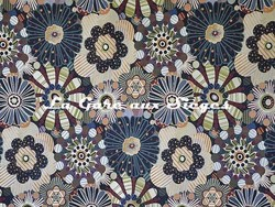 Tissu Casal - Seventies - réf: 13451.190 Multicolore - Voir en grand