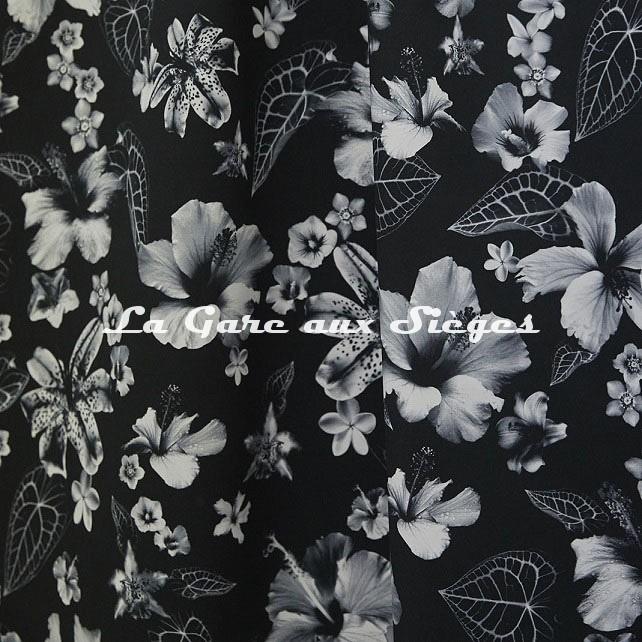 Tissu Jean Paul Gaultier - Honolulu - réf: 3498.01 ( suite ) - Voir en grand