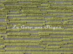 Tissu Osborne & Little - Bark velvet - réf: F6551 - Coloris: 04 Lime - Voir en grand