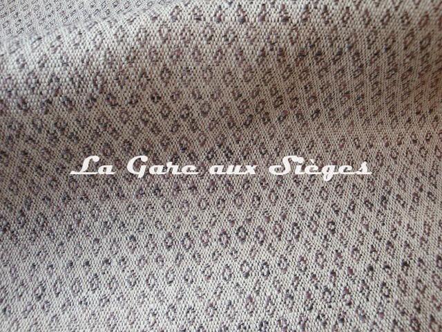 Tissu Dominique Kieffer - Subtil - réf: 17200 - Coloris: 05 Violine - Voir en grand