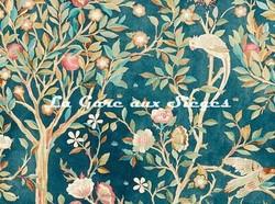 Tissu William Morris - Melsetter - réf: 226601 ( détail ) - Voir en grand