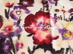 Tissu Rubelli - Malvasia - réf: 07614.002 Multicolore - Voir en grand