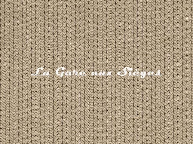 Tissu Pierre Frey - Corde - réf: F3375.002 Lin - Voir en grand