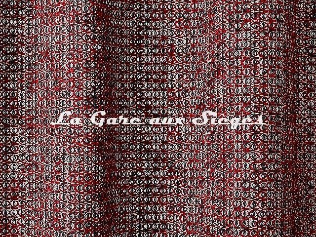 Tissu Dedar - Atelier - réf: T16040.002 Red - Voir en grand