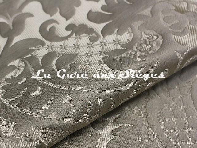 Tissu Tassinari & Châtel - Louis Philippe - réf: 1653.08 Ivoire - Voir en grand