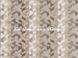 Tissu Camengo - Guatemala - réf: 4272.0137 Beige - Voir en grand