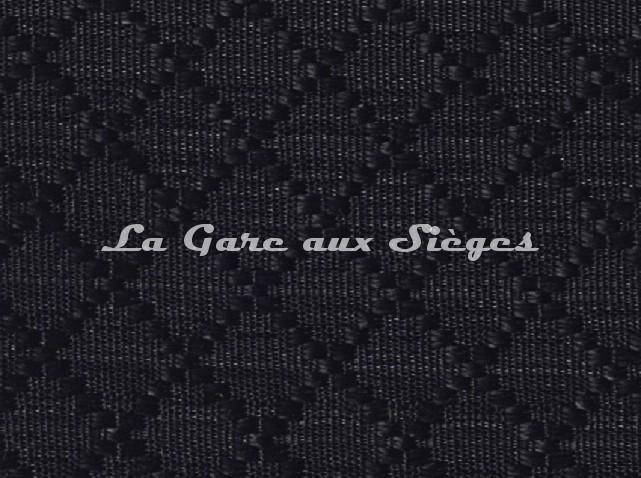 Tissu Le Crin - Nircel - réf: C0344 - Coloris: 083 Noir - Voir en grand