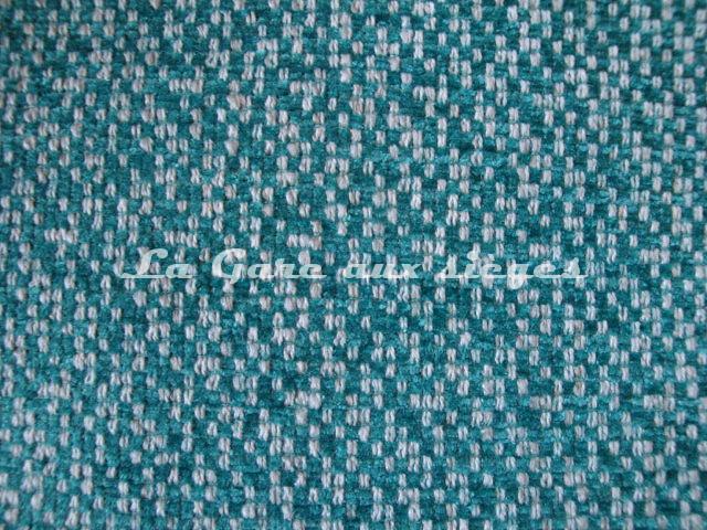 Tissu Jéro - Arty - réf: 9270 - Coloris: 03 Emeraude - Voir en grand