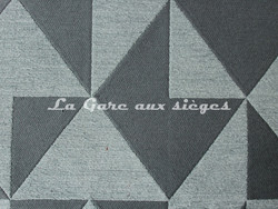 Tissu Deschemaker - Cubisme - réf: 103957 Delft - Voir en grand