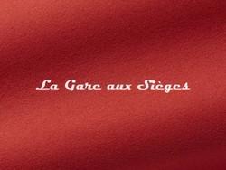 Tissu Pierre Frey - Tipi - réf: F3221.034 Coquelicot