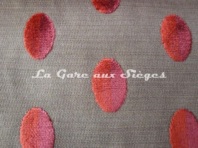 Tissu Casal - Beaubourg - réf: 12656 - Coloris: 25 Cuivré - Voir en grand
