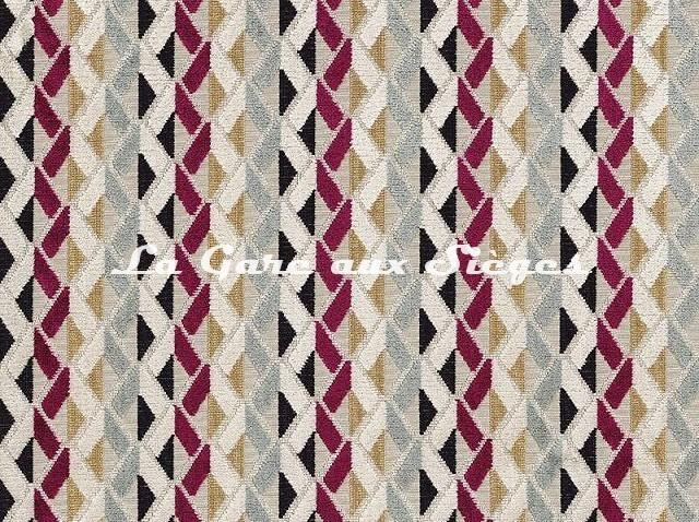 Tissu Camengo - Enchanteur - réf: 4179.0384 Fuschia - Voir en grand