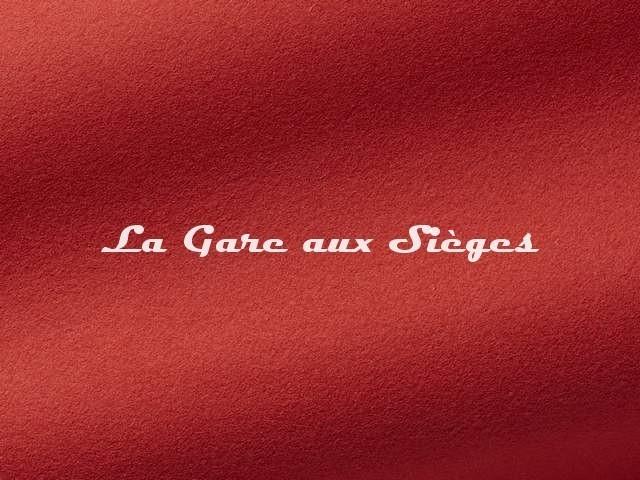 Tissu Pierre Frey - Tipi - réf: F3221.034 Coquelicot - Voir en grand