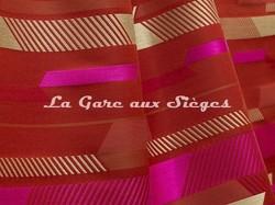 Tissu Lelièvre - Gaucho - réf: 563.03 Atlas - Voir en grand