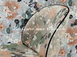 Tissu Jean Paul Gaultier - Kyoto - réf: 3466-01 - Voir en grand