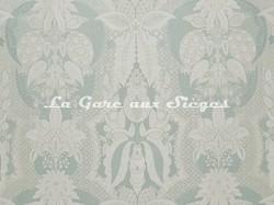 Tissu Tassinari & Châtel - Persienne - réf: 1697.01 Opale - Voir en grand